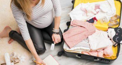 doğum çantası, doğum çantası hazırlama