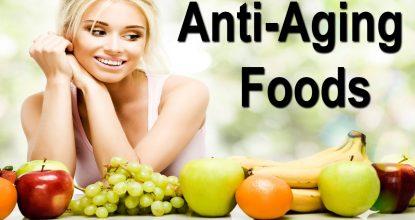 anti aging gıda, anti aging gıdalar neler, hangi gıdalar anti aging
